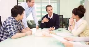 専門的な研究をもとに行う安定就労サポート
